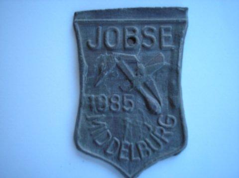 Naam: JobsePlaats: MiddelburgJaartal: 1985