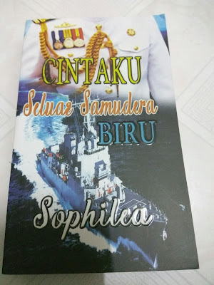 novel untuk dijual, novel cintaku seluas samudera biru, sophilea, novel limited deition, novel murah, novel best seller