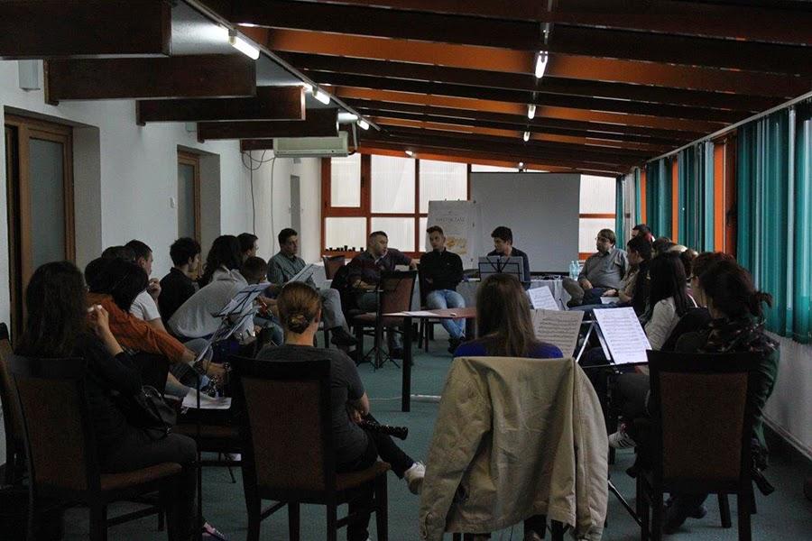 Patru artişti români de valoare au deschis seria programului de Masterclass dezvoltat de Fundaţia Principesa Margareta a României şi susţinut de Enel România