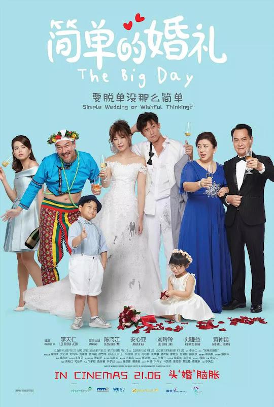 The Big Day Singapore Movie