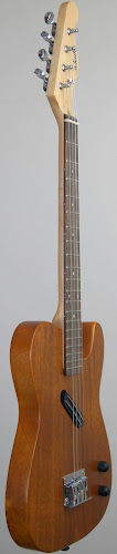 chinese solid electric baritone ukulele
