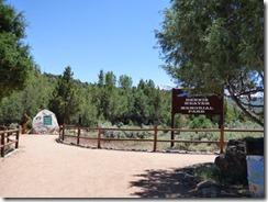 Dennis Weaver Park, Ridgway Colorado