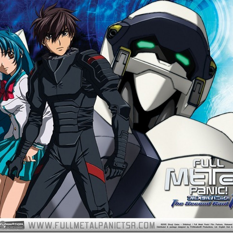 [Review] Full Metal Panic!