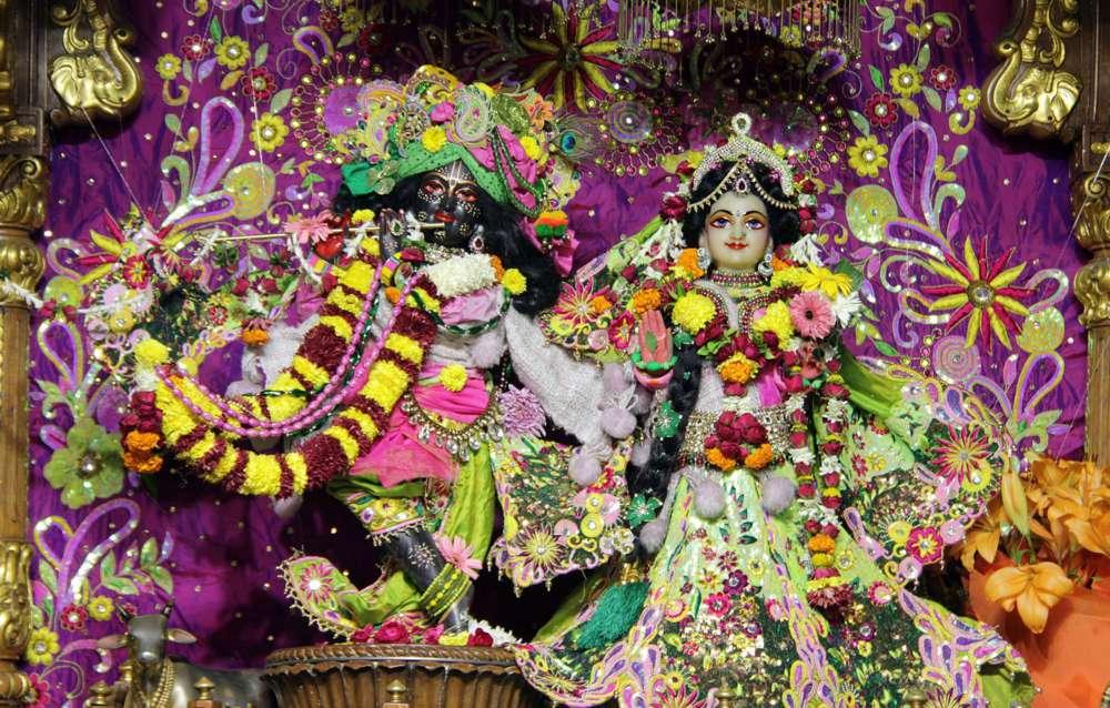 ISKCON Delhi Deity Darshan 18 Dec 2015 (10)