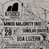 Minor Majority & Sonolar