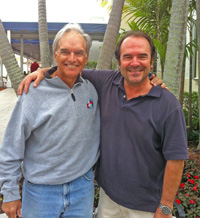 Star Champion Augie Diaz (Coral Reef YC) and Stu Johnstone (New York YC)