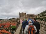 Heading towards the Minceta Tower