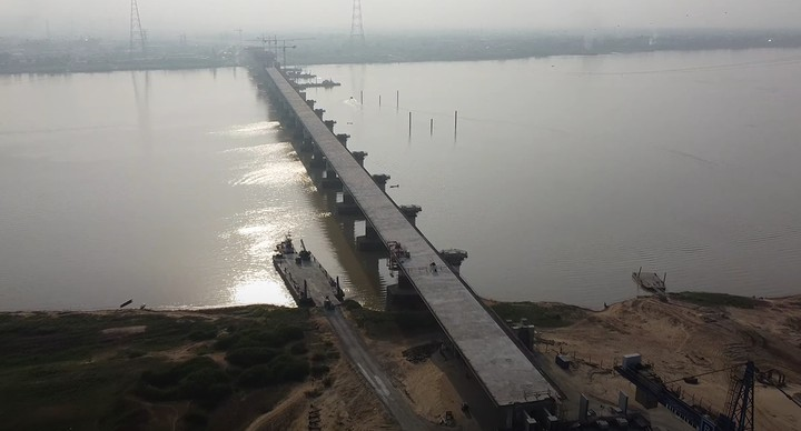 FG Has Almost Completed The Second Niger Bridge (Picture)