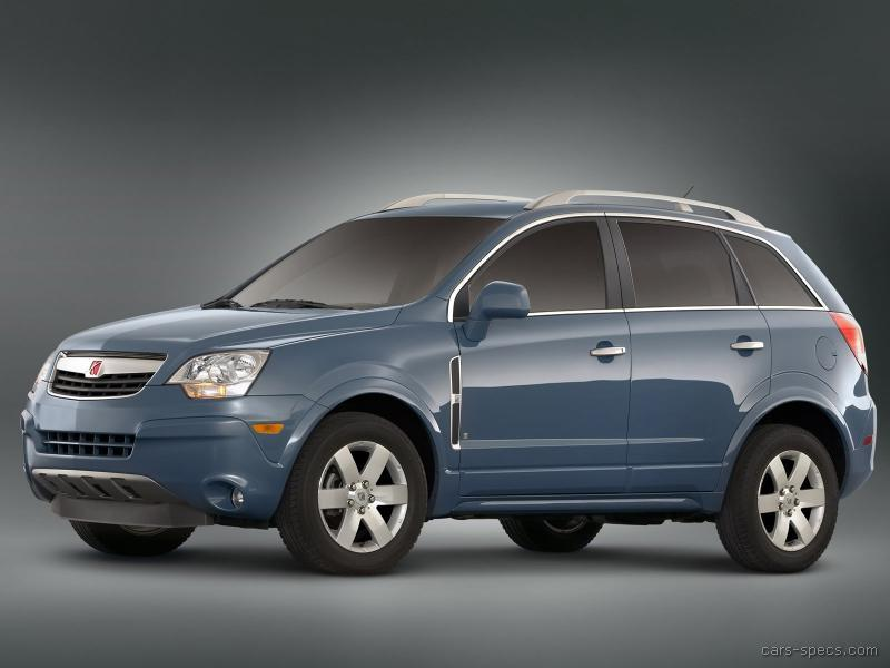 2009 saturn vue suv specifications pictures prices. Black Bedroom Furniture Sets. Home Design Ideas