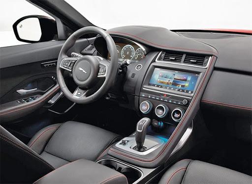 2021 Jaguar E-Pace: small changes... - CAR ON REPIYU