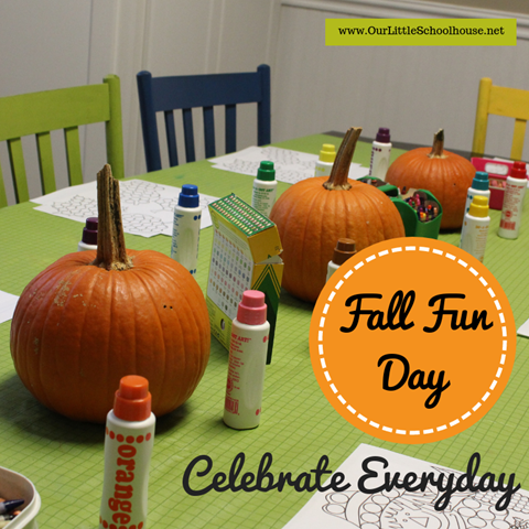 Celebrate Everyday - 10 - Fall Fun Day