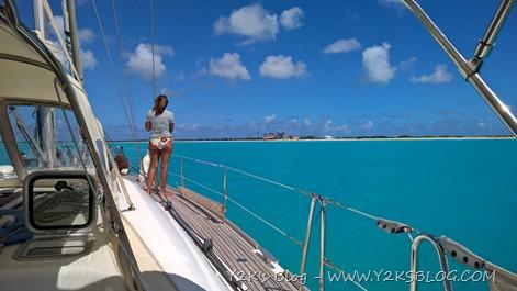 Barbuda - Cocoa Point