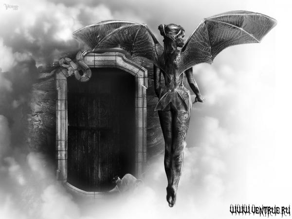 Lost Incubus Of Abyss, Fallen Angels