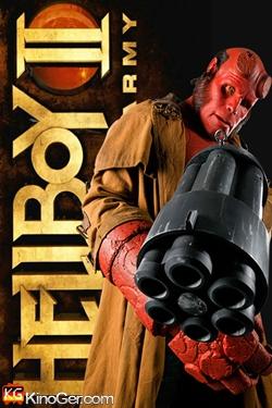 Hellboy II - Die goldene Armee (2008)