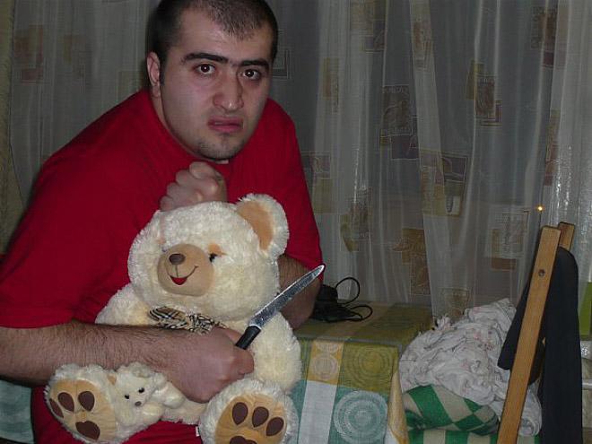 Rusya'dan İnsan Manzaraları