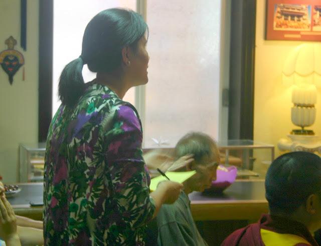 Q&As with Dr. Lobsang Sangay - IMG_6678.JPG