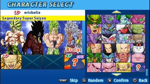 SAIU!!Novo Dragon Ball SUPER HEROES Ultimate Mission TENKAICHI TaG Team MOD BT3 +MENU (PPSSPP)