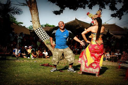 Joged Bumbung and Janger Dance Most Popular Bali Dances ...