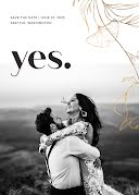 Jana & Hahn's Wedding - Wedding Invitation item