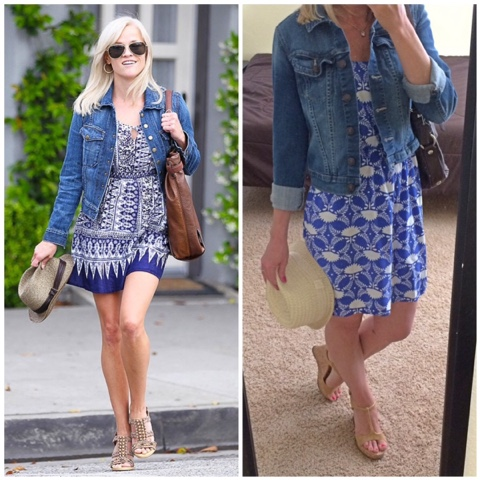 Thrifty Wife, Happy Life: Celebrity Looks- Reese Witherspoon