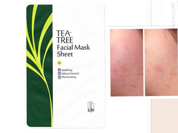 LJH Tea Tree Sheet Mask