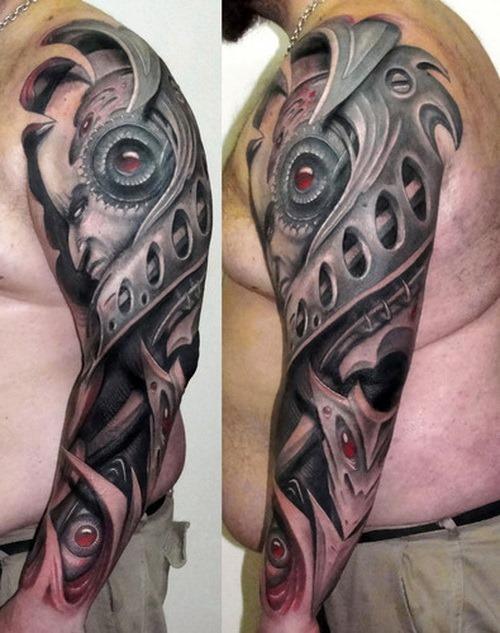 bio_mecnica_do_antebraço_o_projeto_da_tatuagem