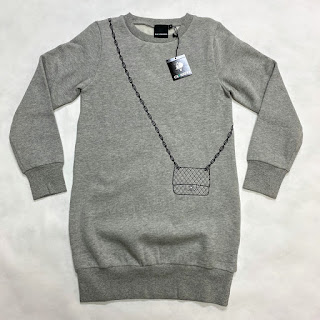 Ca$hmere Brand Long Sweatshirt