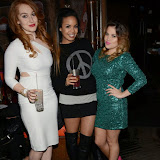 OIC - ENTSIMAGES.COM - Laura Hyatt, Helen Haben and Lady Nadia Essex at the Channel 5  launch of Gambling Awareness Day London 6th March 2015 Photo Mobis Photos/OIC 0203 174 1069