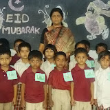 Ramzan Celebration @ Santosh Nagar Branch Girls Campus