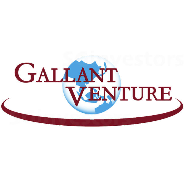 GALLANT VENTURE LTD. (5IG.SI) @ SG investors.io