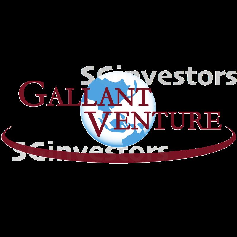 GALLANT VENTURE LTD. (SGX:5IG) @ SGinvestors.io