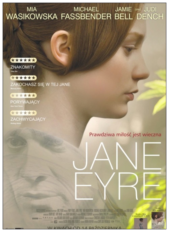 Jane Eyre recenzja