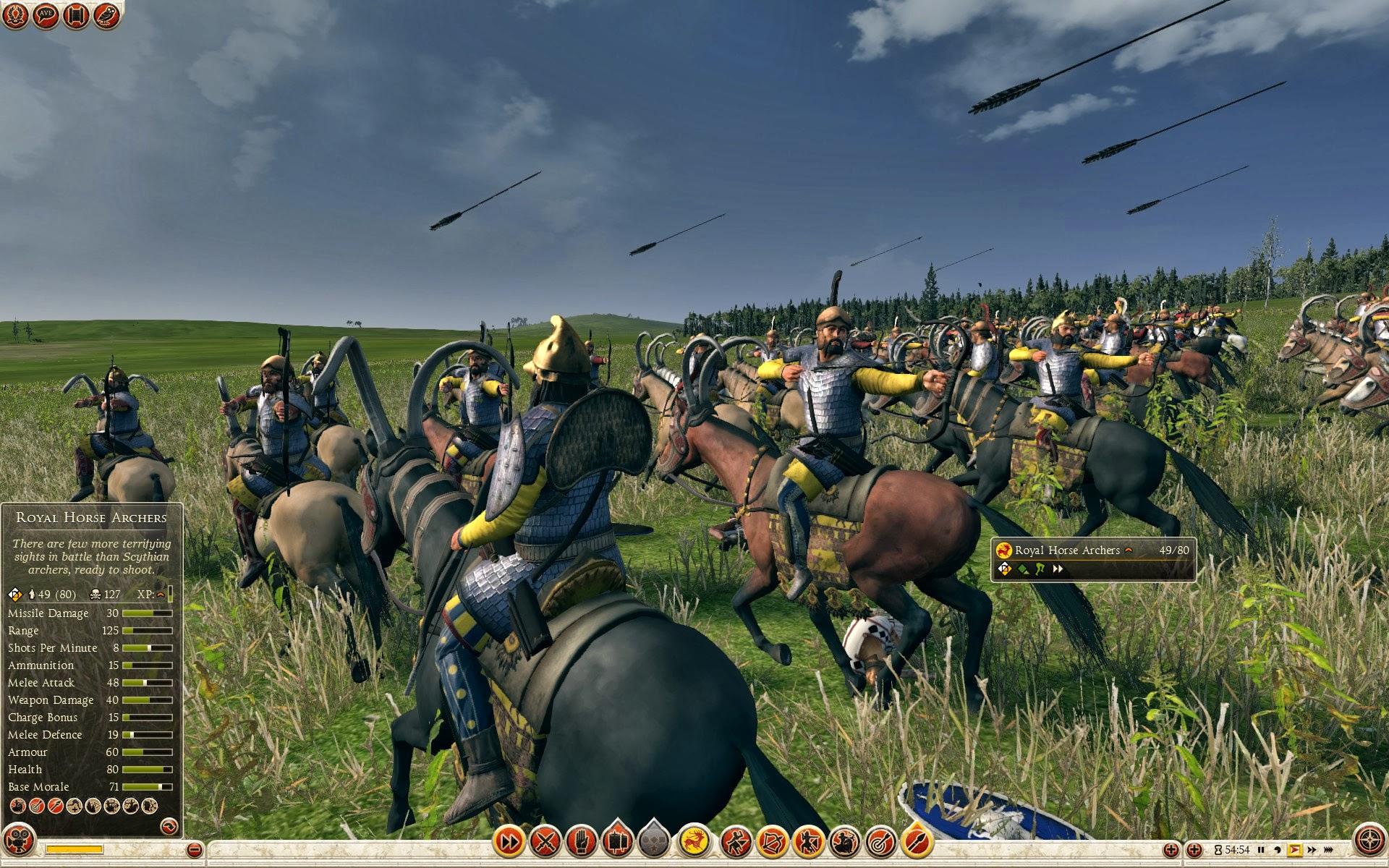 Royal Horse Archers