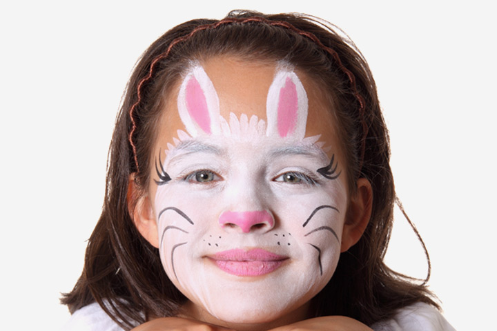 VERY CREATIVE FACE PAINTING IDEAS  FOR KIDS 4