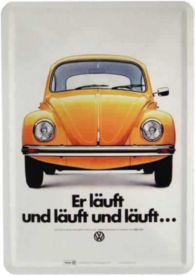 VW Reklame