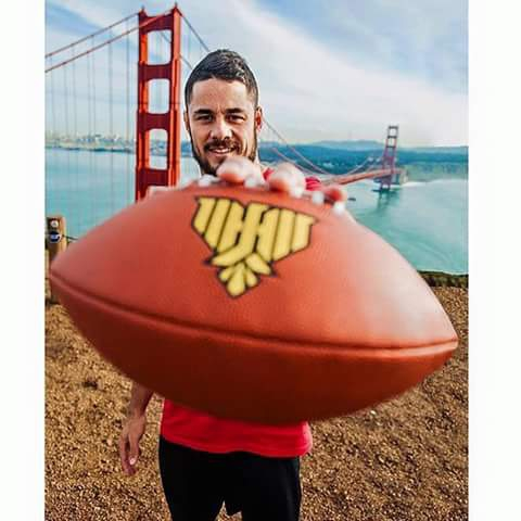 Jarryd Hayne Cute Awesome Dp Images