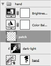 Add patch layer