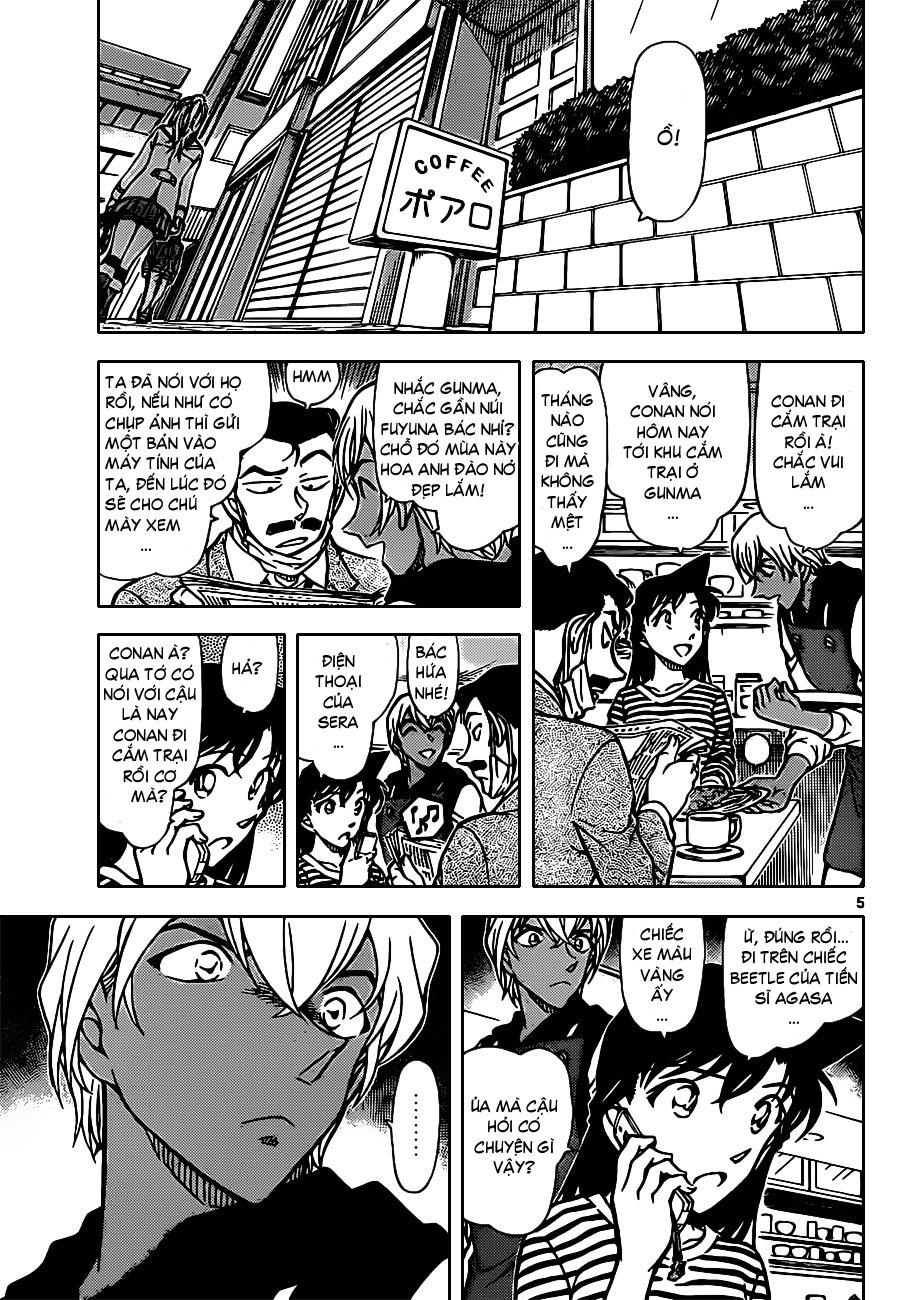 Detective Conan Chap 815 - Truyen.Chap.VN