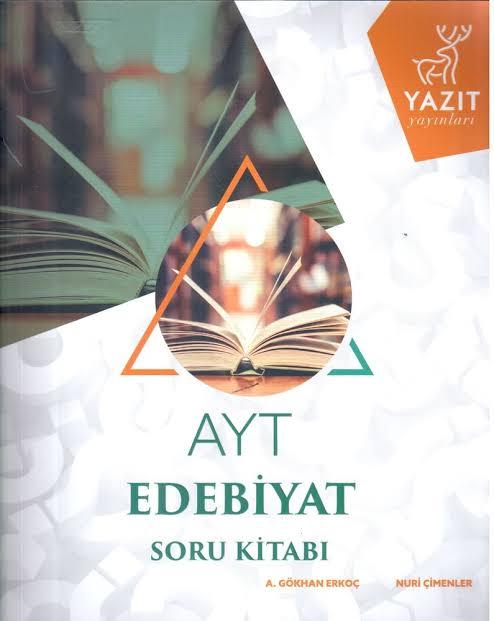Yazıt Yayınları AYT Edebiyat Soru Kitabı.pdf