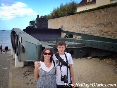French Village Diaries Victory in Europe D-Day Normandy beaches