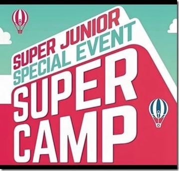 Super Junior Super Camo logo