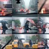 Rainy Day. NYC