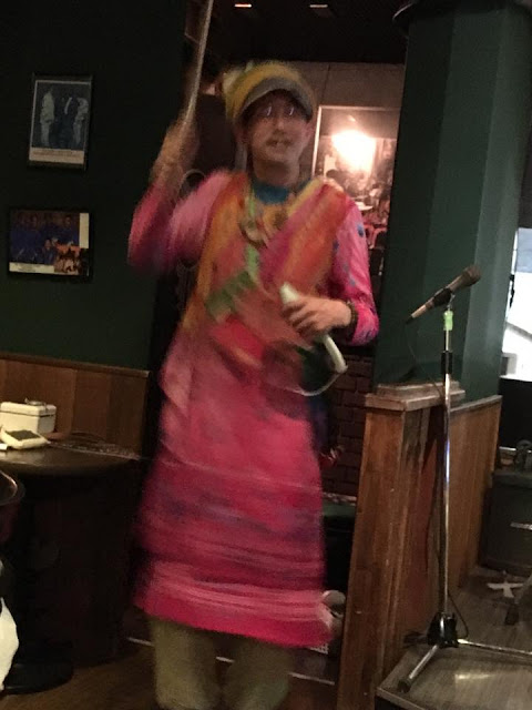 2016/03/10木曜。ひんでん 高橋 秀樹 54歳 お誕生日会。(LIVE Party)