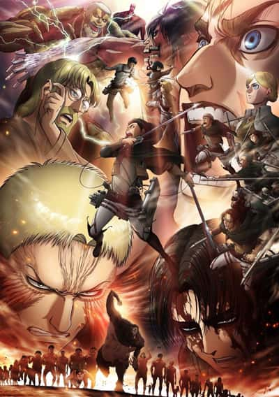Đại Chiến Titan Movie 1