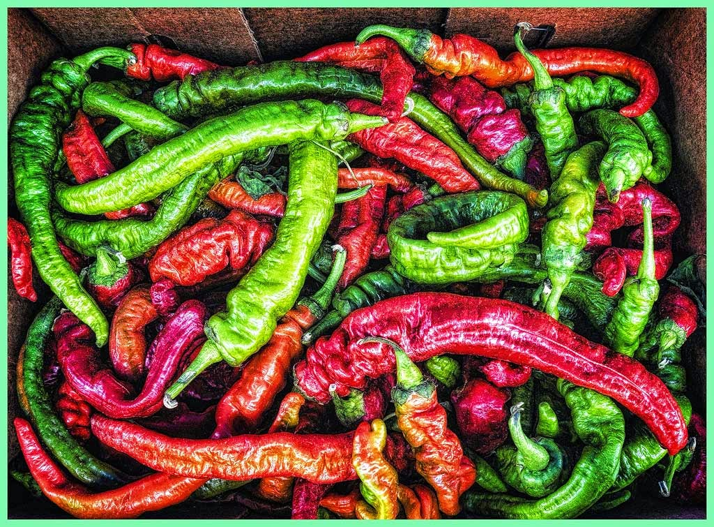 """A Box of Peppers"" by Tim O'Neill - 1st Place Special  M"