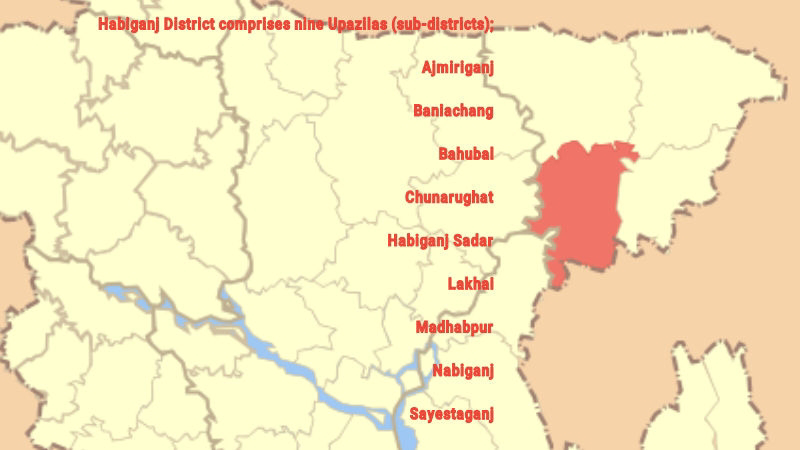 Ramadam Habiganj District