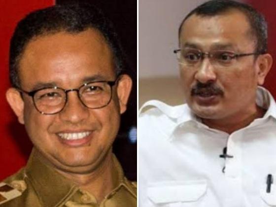 Anies Baswedan Tak Hadiri Sidang Paripurna DPRD, Ferdinand: Dia Pengecut