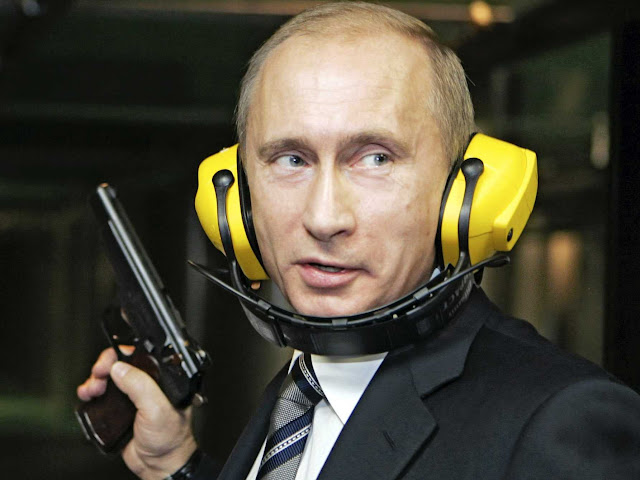 Putin is playing a dangerous game in the Baltic, says policy expert