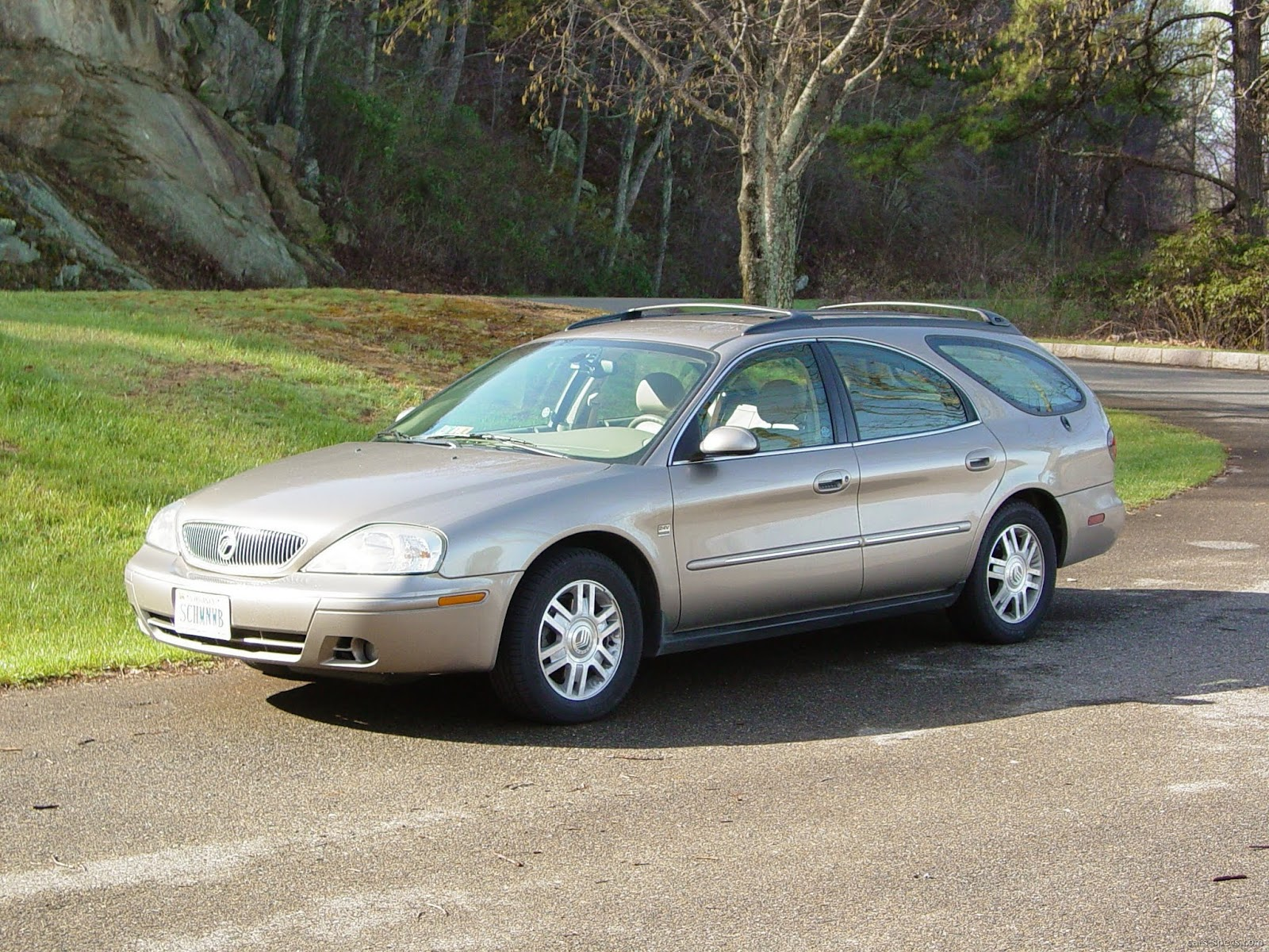1997 mercury sable ls wagon 3 0l v6 4 speed automatic