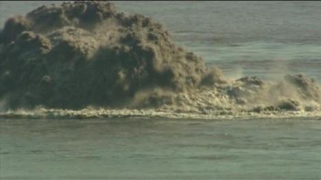 Vulkanausbruch vor El Hierro